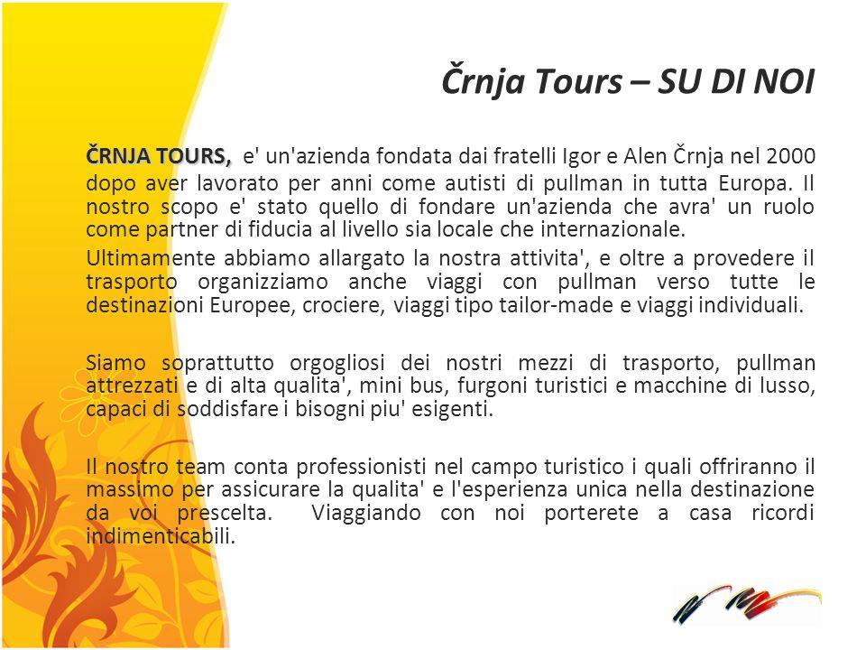 Črnja Tours – SU DI NOI