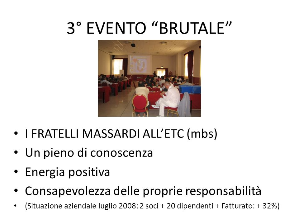 3° EVENTO BRUTALE I FRATELLI MASSARDI ALL'ETC (mbs)