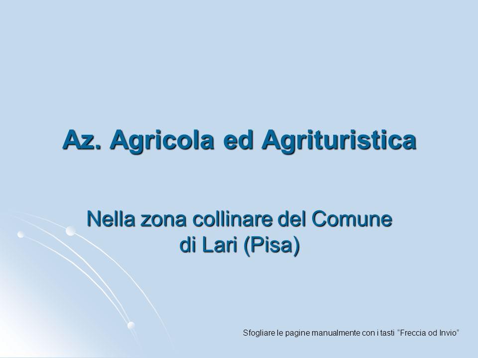 Az. Agricola ed Agrituristica