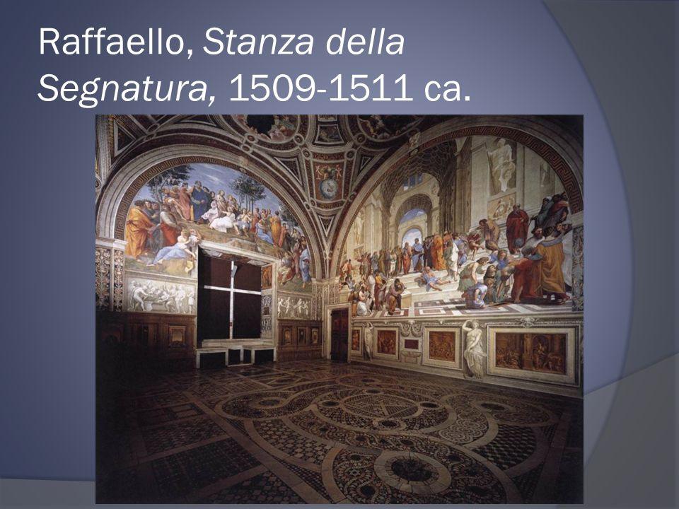 Raffaello, Stanza della Segnatura, 1509-1511 ca.