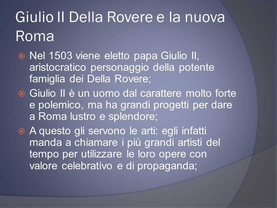 Giulio II Della Rovere e la nuova Roma