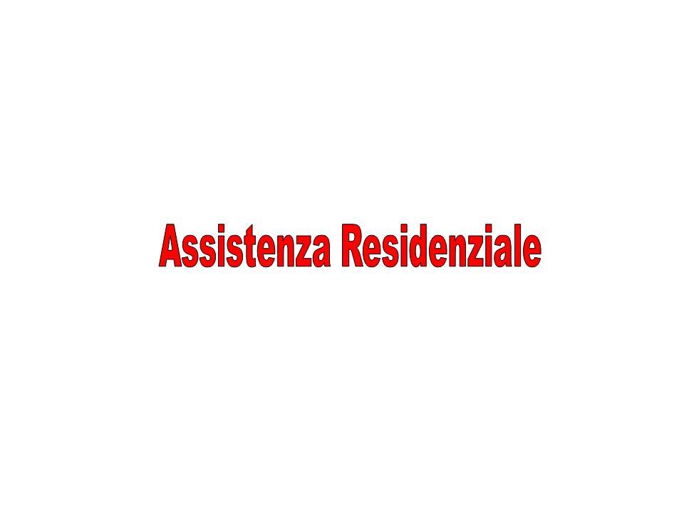 Assistenza Residenziale
