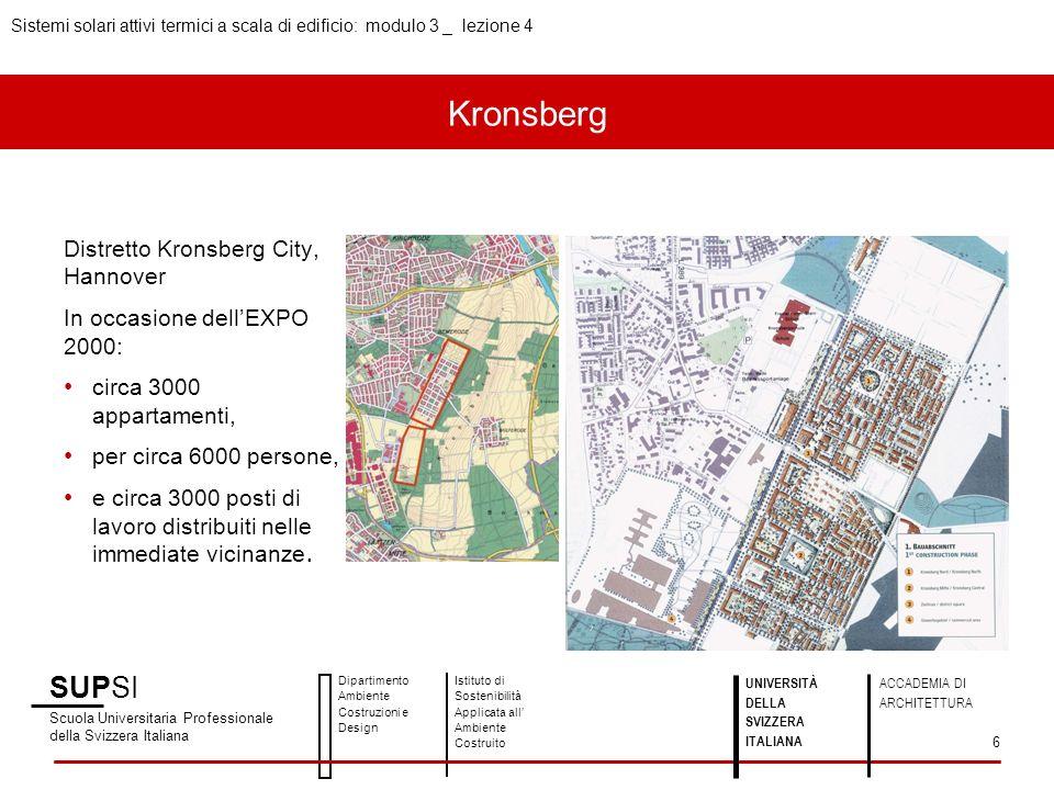 Kronsberg Distretto Kronsberg City, Hannover