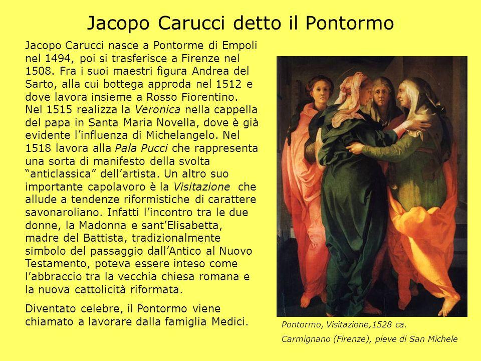 Jacopo Carucci detto il Pontormo