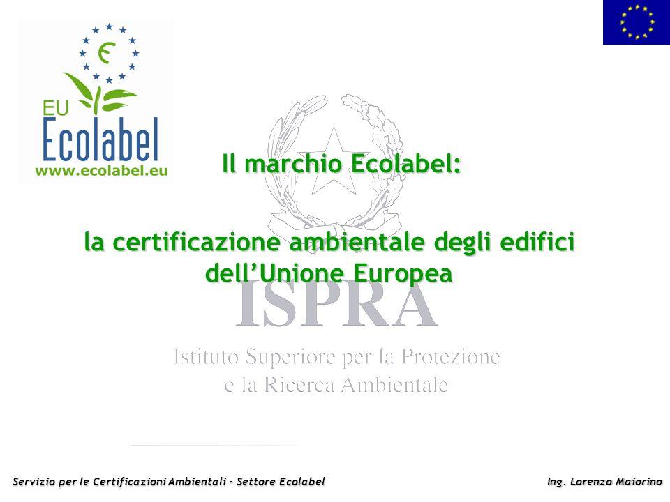 la certificazione ambientale degli edifici dell'Unione Europea