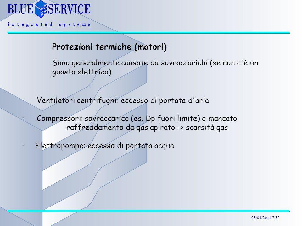 Protezioni termiche (motori)