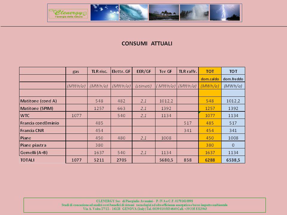 CLENERGY Sas di Piergiulio Avanzini - P. IVA e C.F. 01701610998