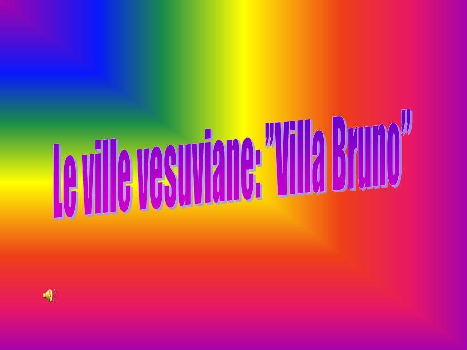 Le ville vesuviane: Villa Bruno