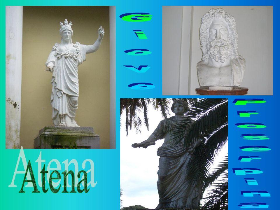 Giove Proserpina Atena