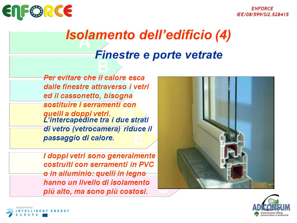 Isolamento dell'edificio (4)