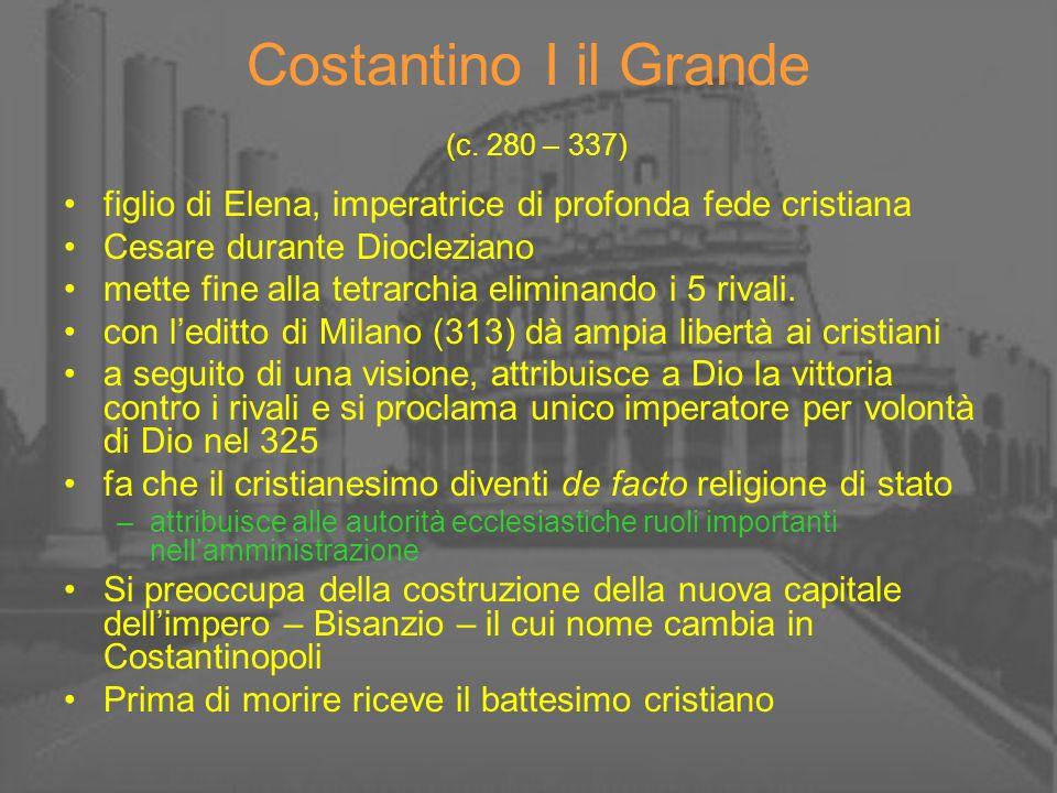 Costantino I il Grande (c. 280 – 337)