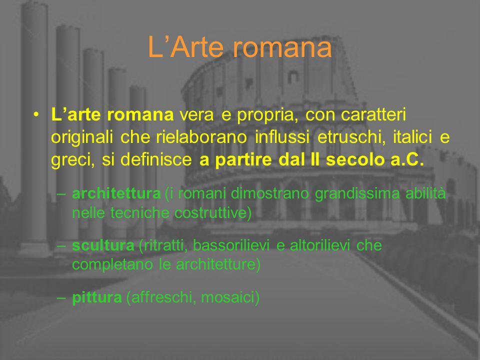 L'Arte romana