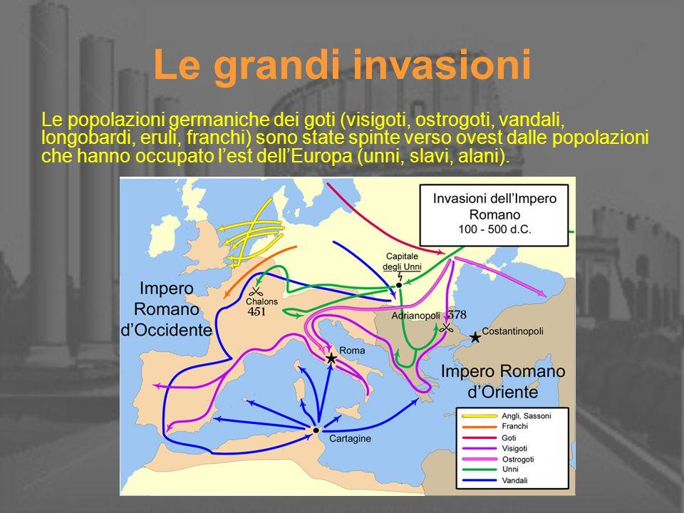 Le grandi invasioni