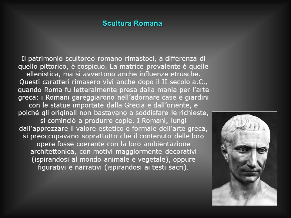 Scultura Romana