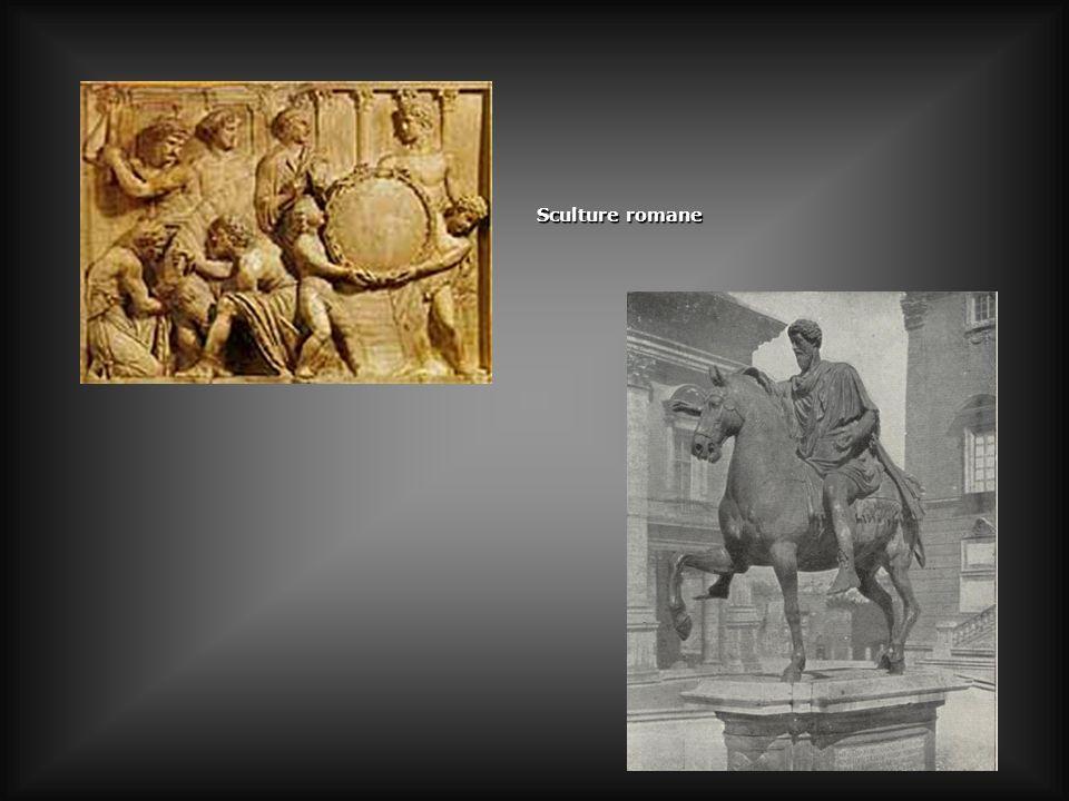Sculture romane