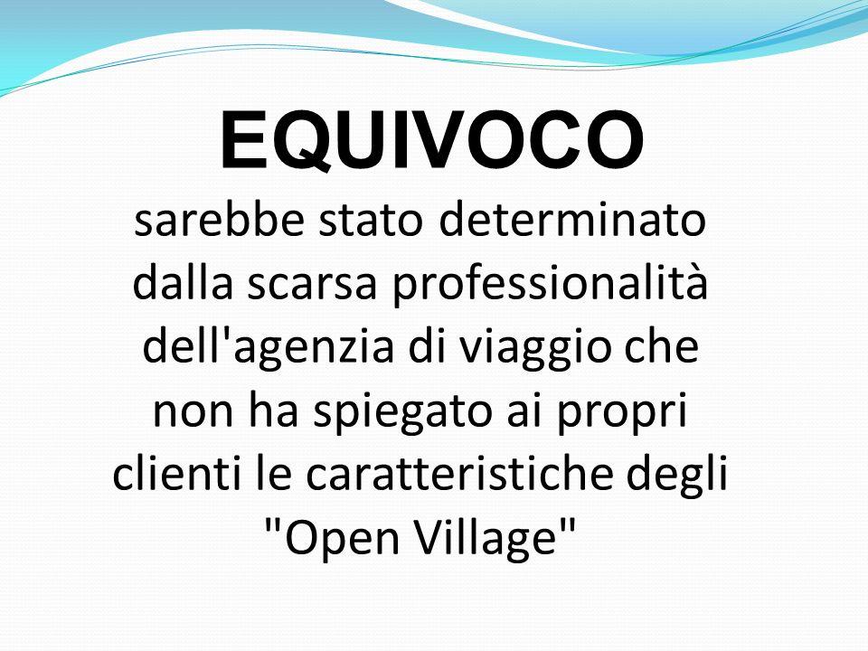 EQUIVOCO