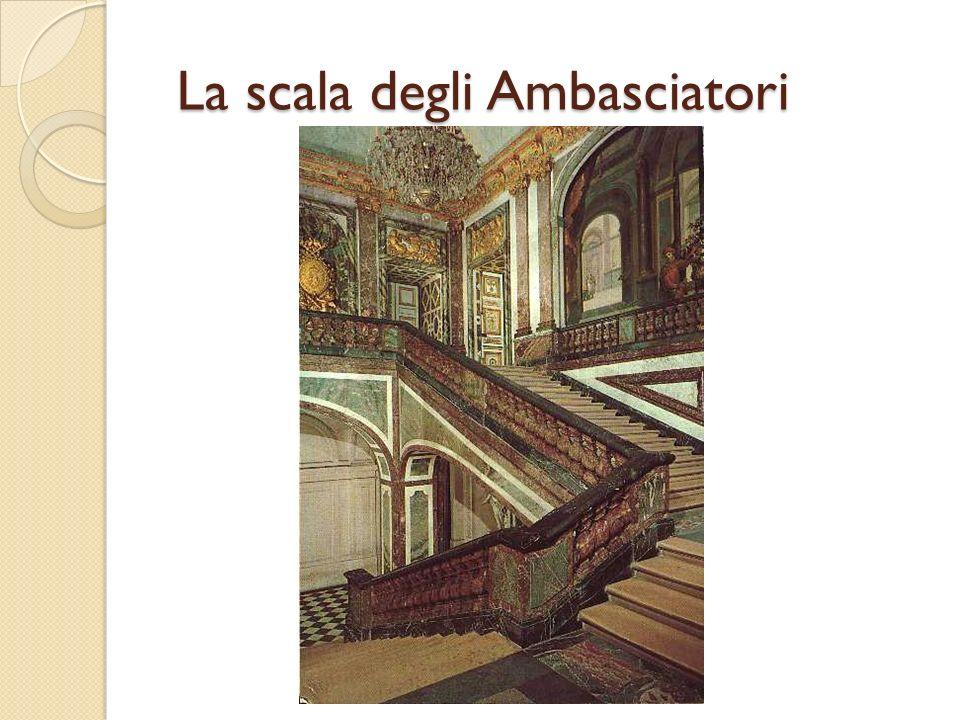 La scala degli Ambasciatori