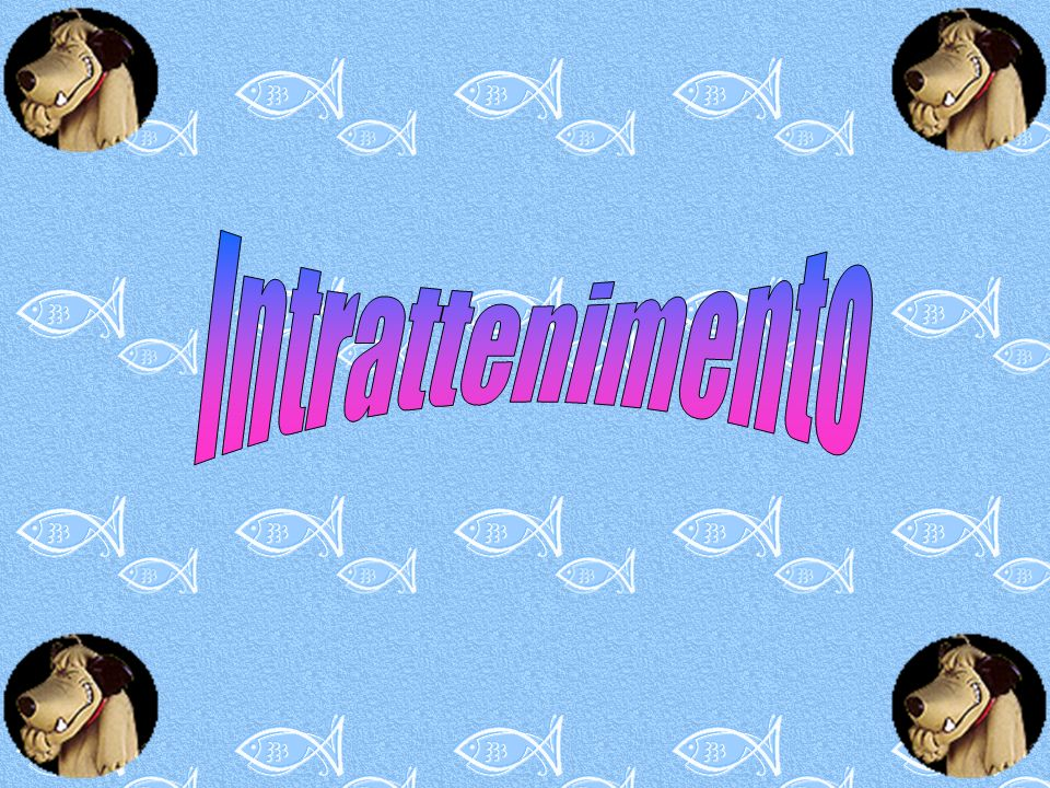 Intrattenimento