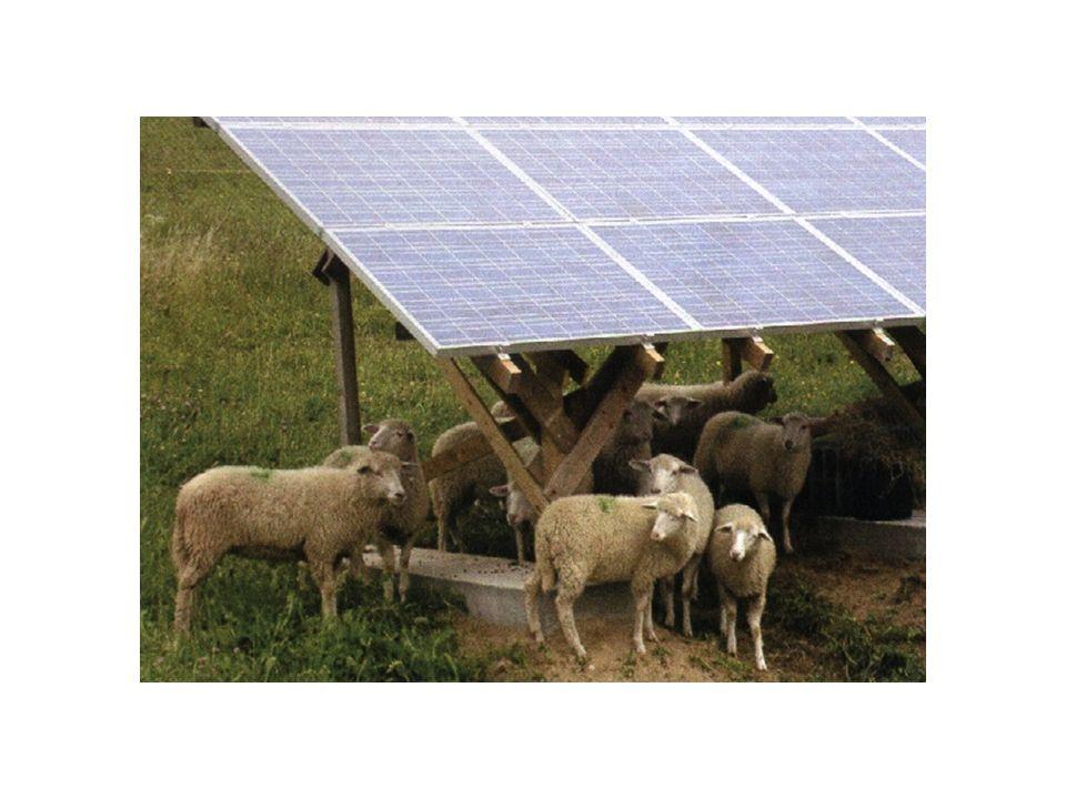 Impianto fotovoltaico del Solarpark di Muhlhausen (Bavaria –Germania) il più grande del mondo con potenza nominale di 6,3 MWp.