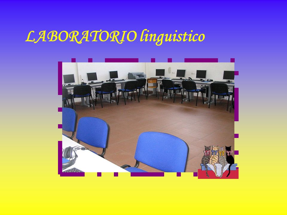 LABORATORIO linguistico