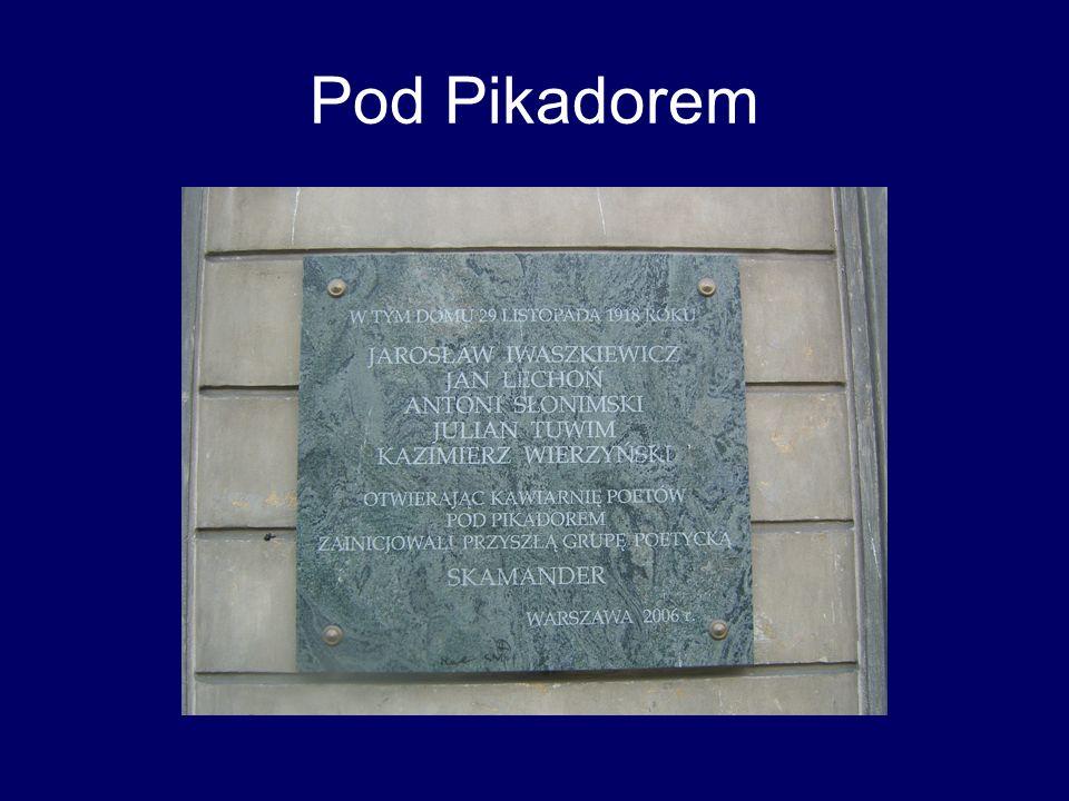 Pod Pikadorem