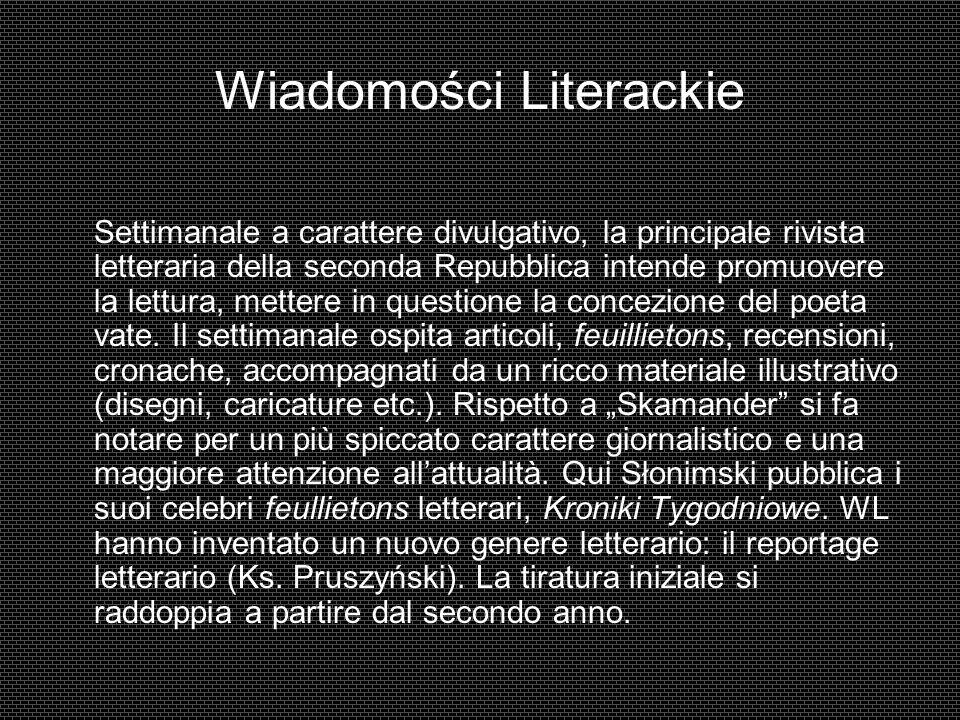Wiadomości Literackie