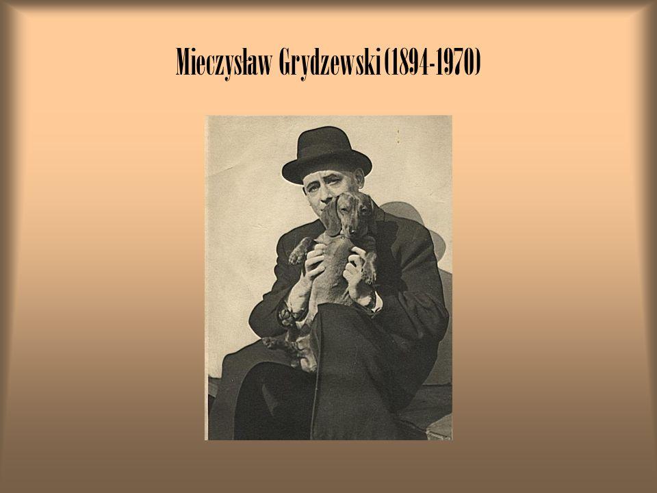 Mieczysław Grydzewski (1894-1970)