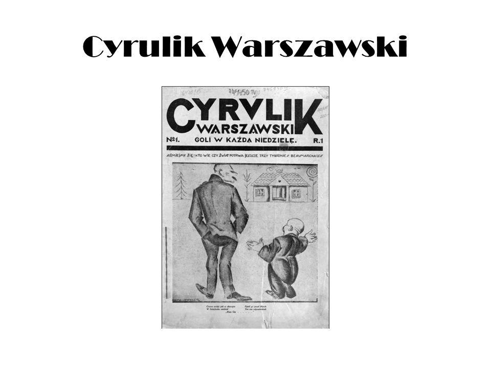 Cyrulik Warszawski