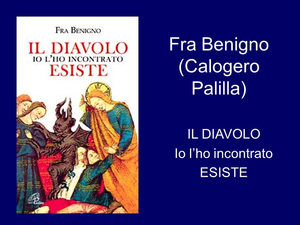 Fra Benigno (Calogero Palilla)