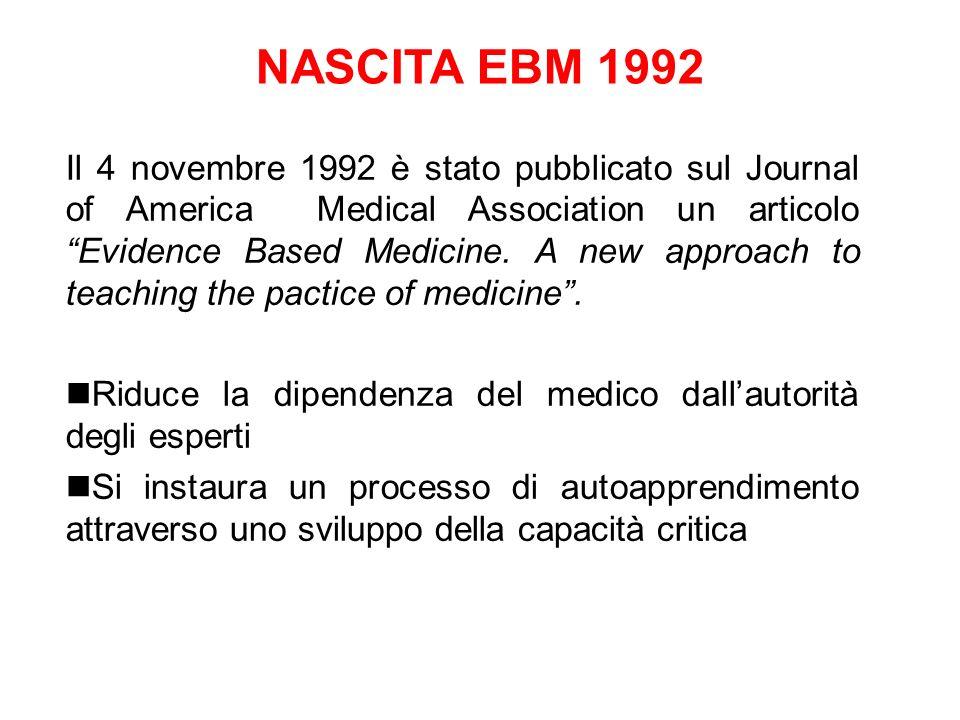 NASCITA EBM 1992