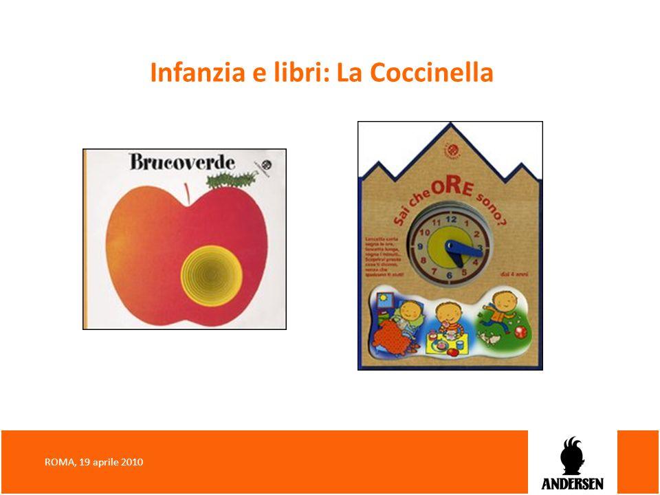 Infanzia e libri: La Coccinella