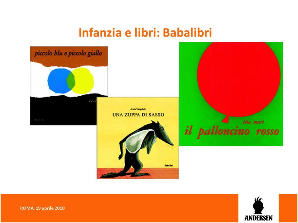 Infanzia e libri: Babalibri