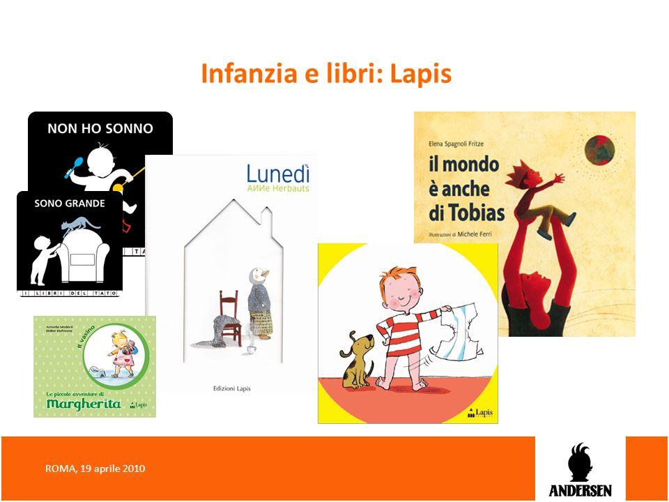 Infanzia e libri: Lapis
