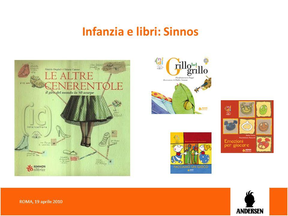 Infanzia e libri: Sinnos