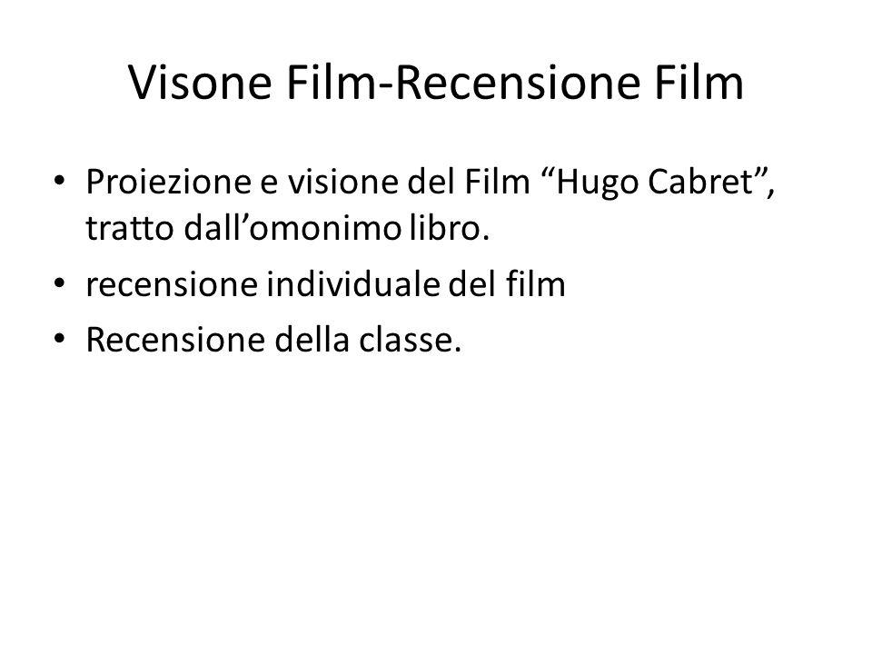 Visone Film-Recensione Film