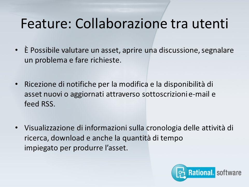 Feature: Collaborazione tra utenti