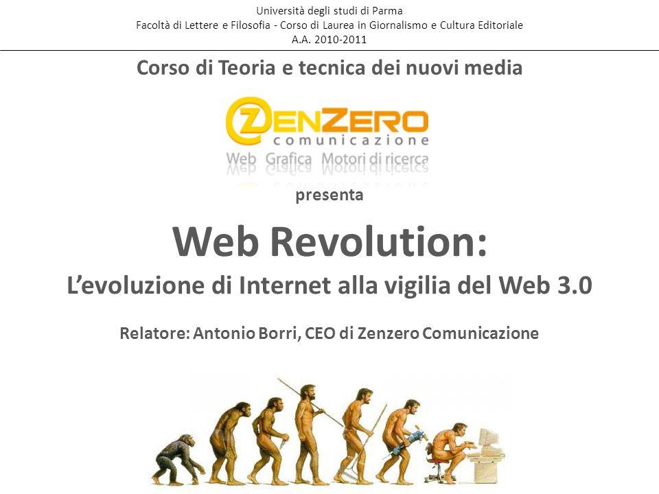 Web Revolution: L'evoluzione di Internet alla vigilia del Web 3.0