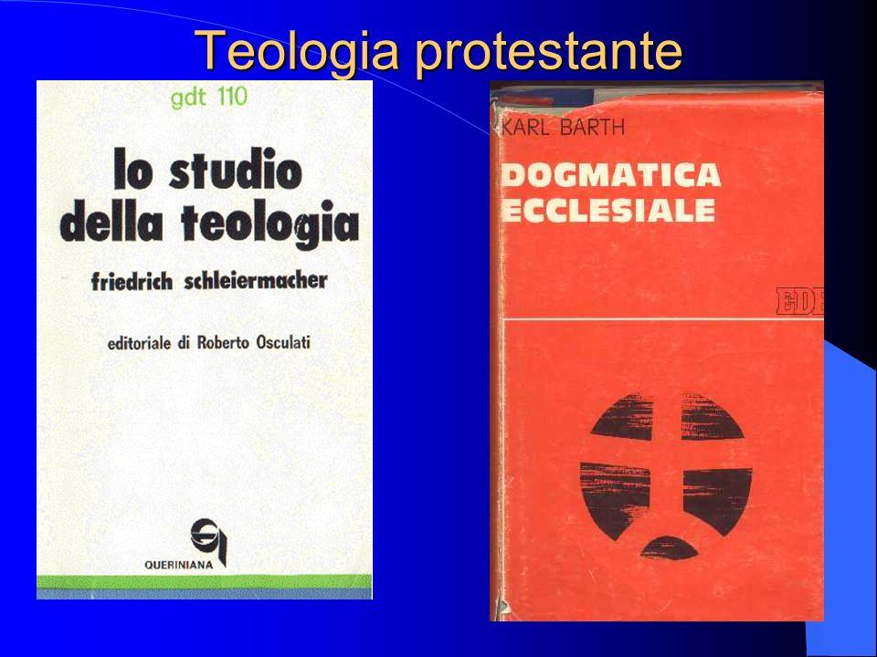 Teologia protestante