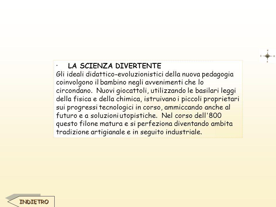 · LA SCIENZA DIVERTENTE