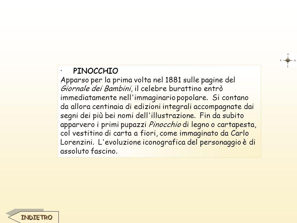 · PINOCCHIO