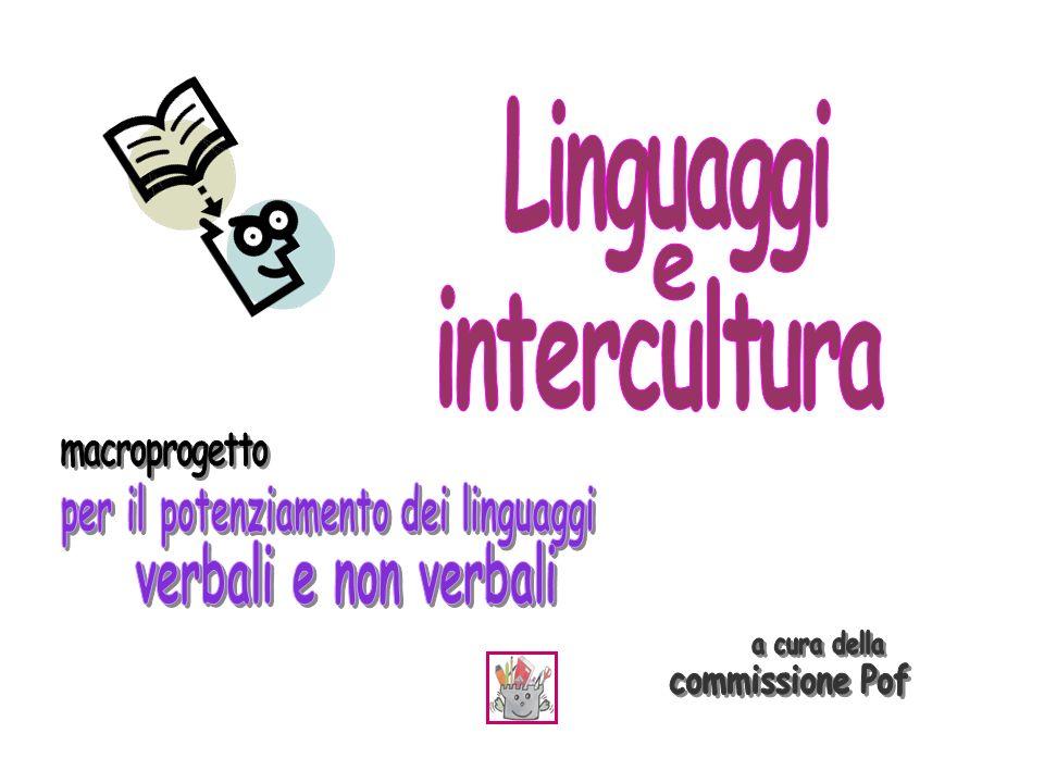 per il potenziamento dei linguaggi