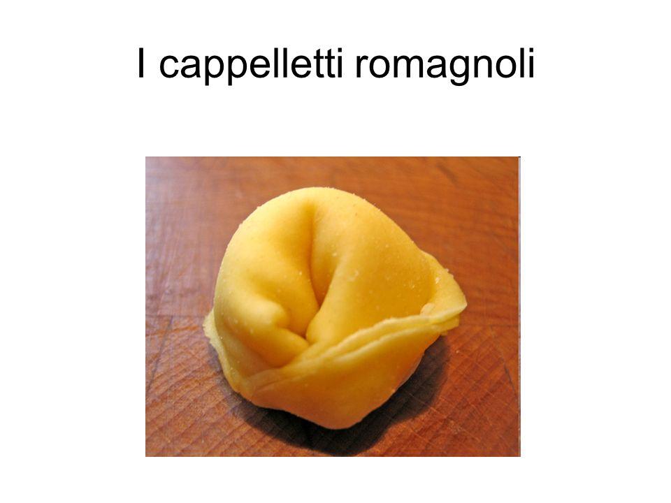 I cappelletti romagnoli