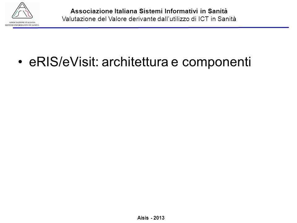 eRIS/eVisit: architettura e componenti