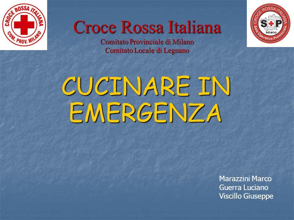 Croce Rossa Italiana Comitato Provinciale di Milano Comitato Locale di Legnano