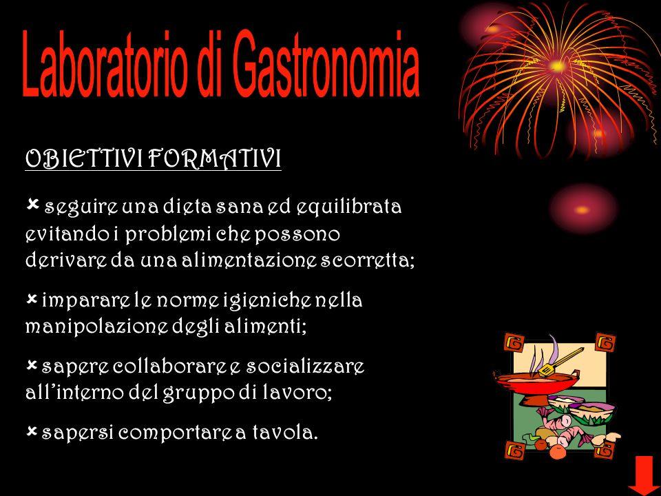 Laboratorio di Gastronomia
