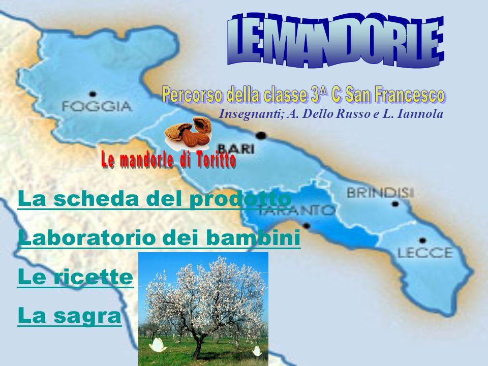 Insegnanti; A. Dello Russo e L. Iannola