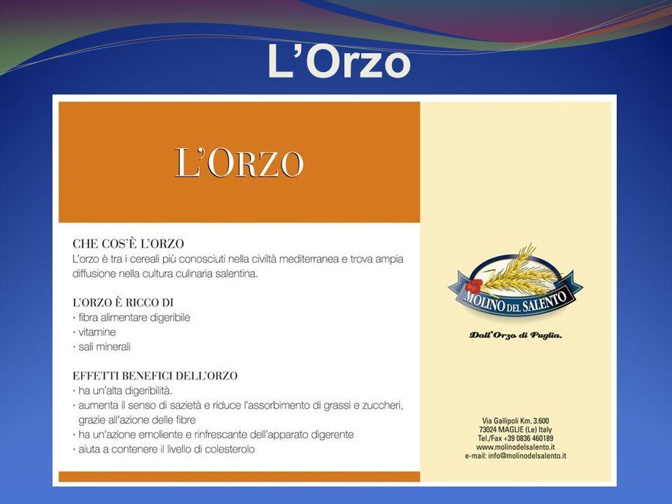 L'Orzo