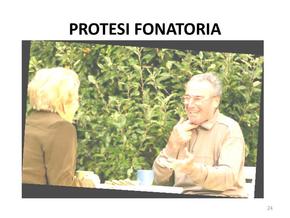 PROTESI FONATORIA
