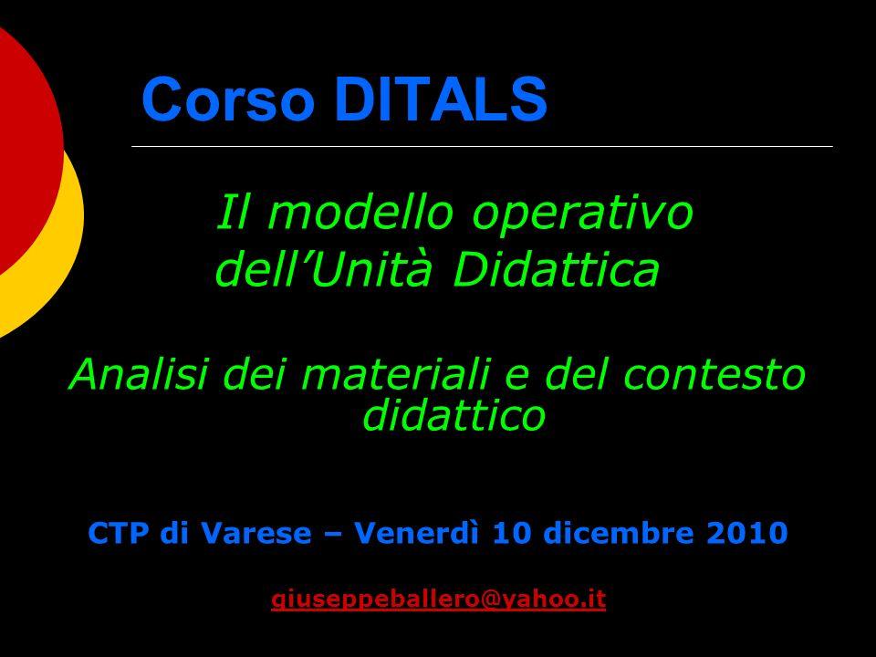 CTP di Varese – Venerdì 10 dicembre 2010