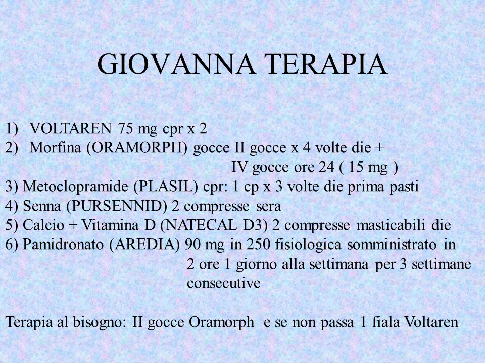 GIOVANNA TERAPIA VOLTAREN 75 mg cpr x 2